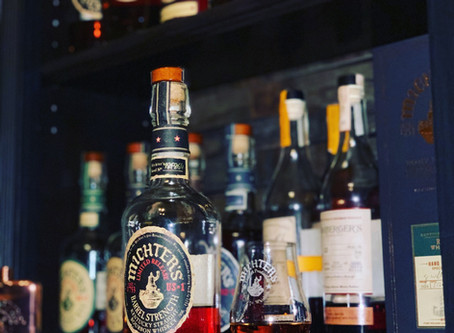 Review #7 - Michter's Barrel Strength Bourbon