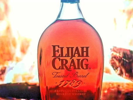 Review #9 - Elijah Craig Toasted Barrel
