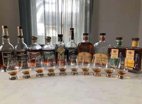 Semi-Blind Bourbonfest Barrel Pick Blitz