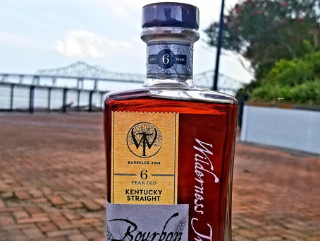 Review #10 - Wilderness Trail 6 year Bottled in Bond