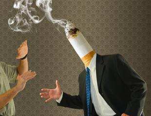 COVID-19 et modifications du comportement tabagique