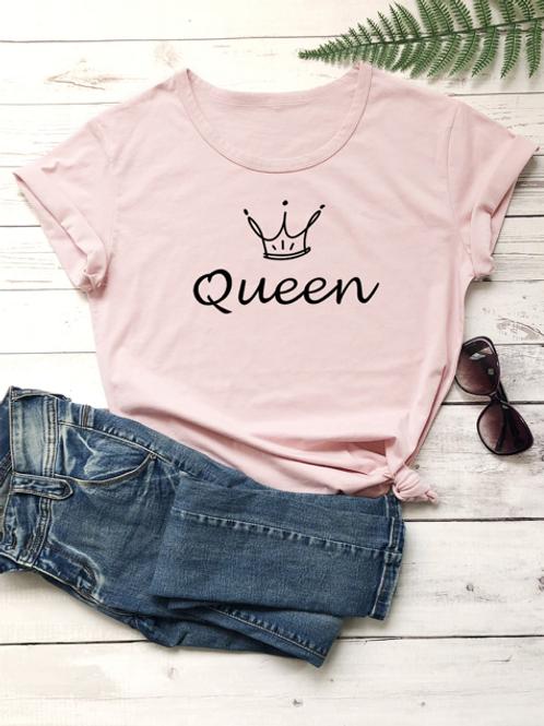 Playera Queen