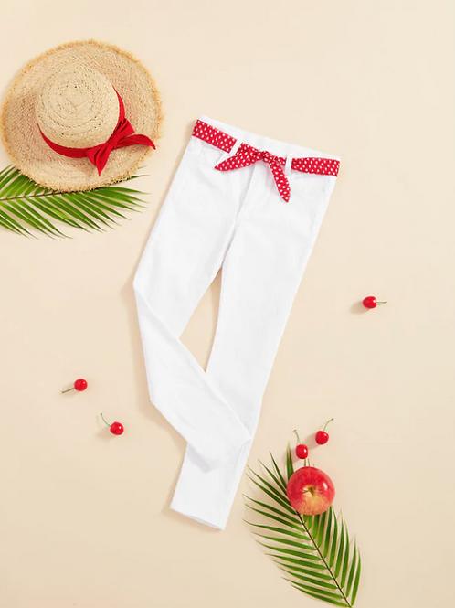 Pantalones Fresa Niña