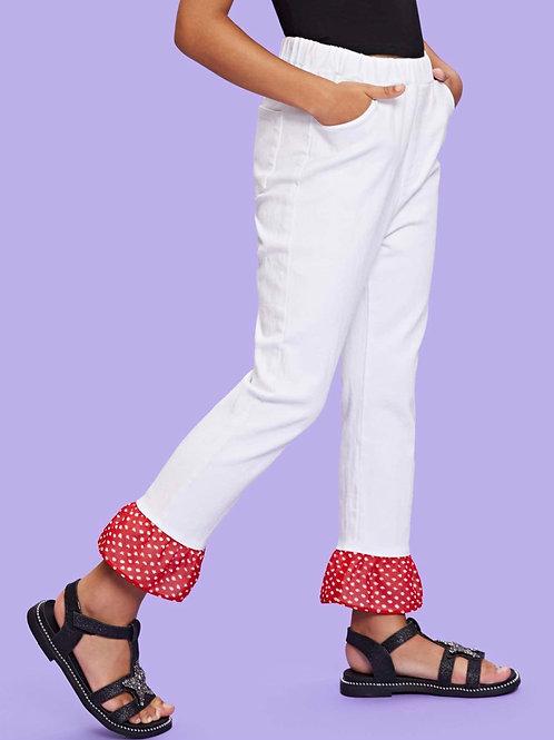 Pantalones Sandia Niña