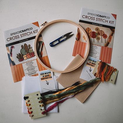 Cross-stitch Makers Box 1