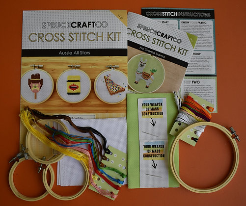 Cross-stitch Makers Box 2
