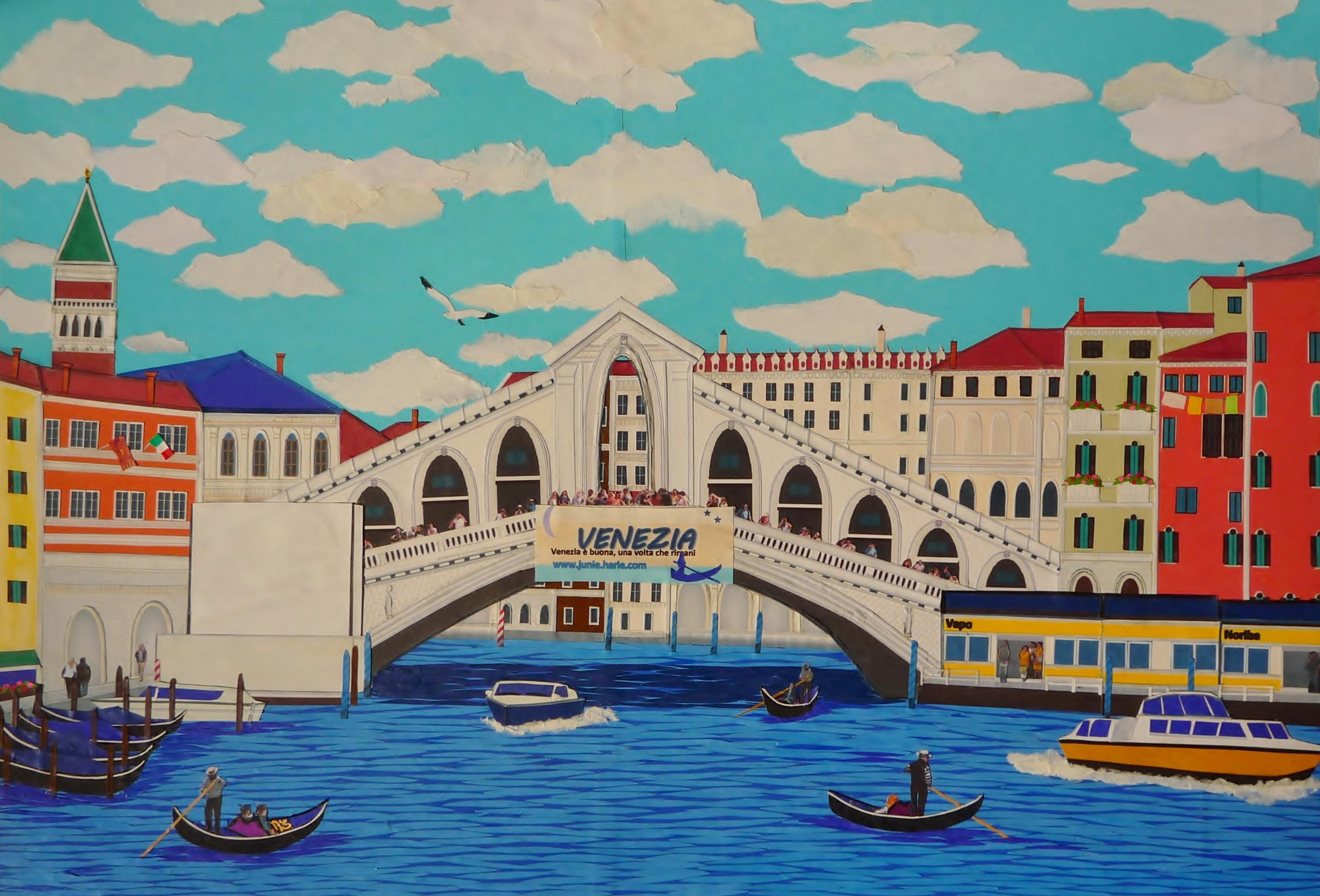 ベネチア水景