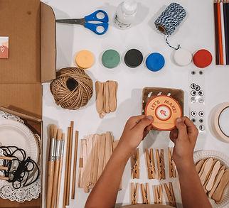Childrens-craft-making-box_kids craft materials