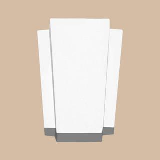 Замковый элемент для оформления арки  97901-2 (130х95х45)