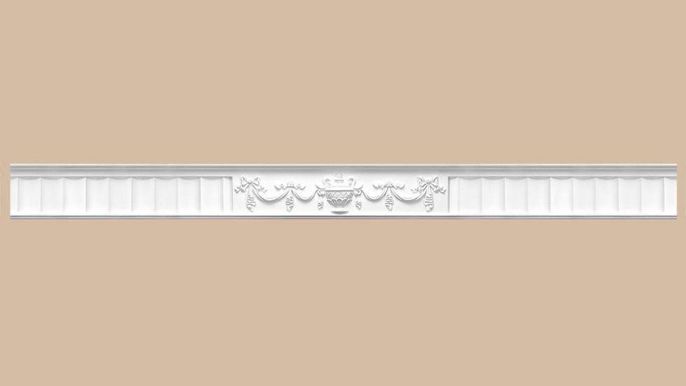 Полка каминная DT 9870 (22х4,5х2400)