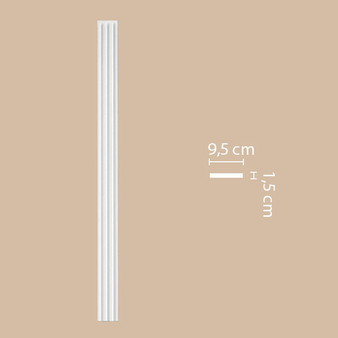 Пилястра DK 199 (2000х95х15)