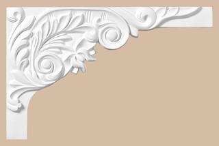 Декоративный элемент для оформления ступеней 66203R (180х280х16)