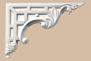 Декоративный элемент для оформления ступеней 66201R (180х230х15)