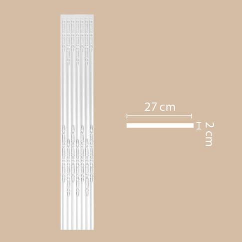 Пилястра DK 198 (2400х270х20)