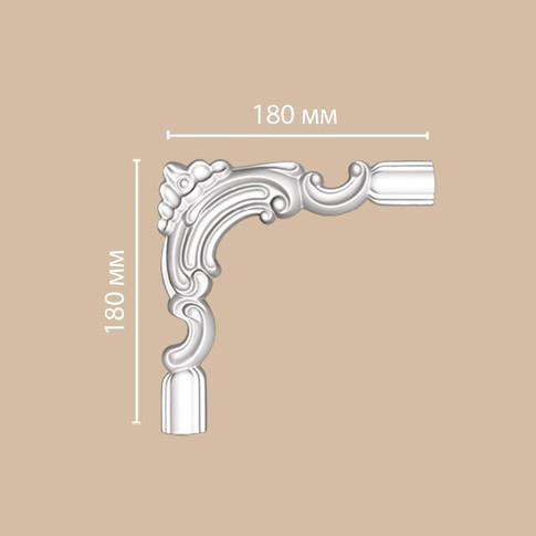 Угол декоративный DP_8032C