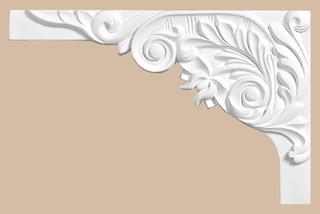 Декоративный элемент для оформления ступеней 66203L (180х280х16)