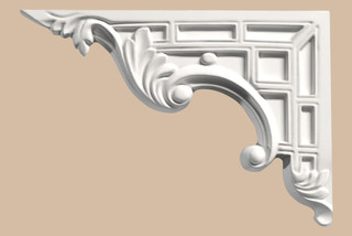 Декоративный элемент для оформления ступеней 66201L (180х230х15)