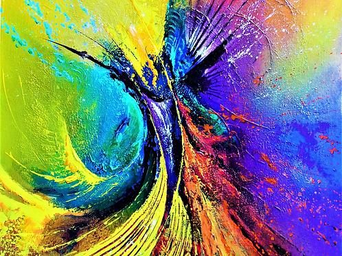 www.patricebupeintre32.com/abstrait-bleu/Leprechaum/tableau-acrylique-patrice-bru-artiste-peintre-abstrait-occitanie