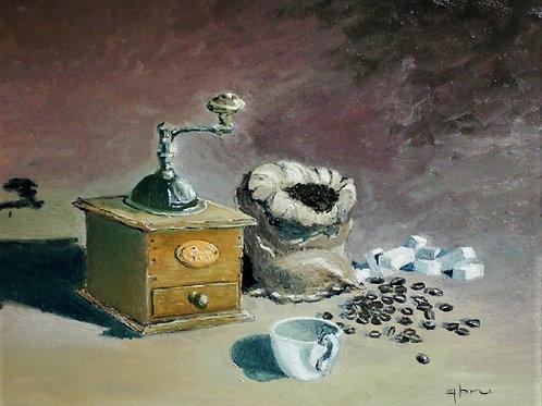 Moulin-a-cafe-Patrice-Bru-artiste-peintre-figuratif