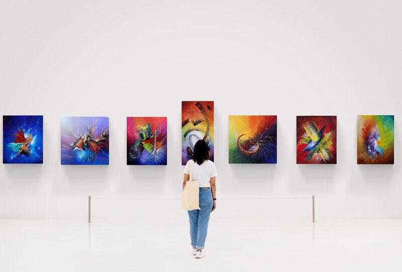 Ensemble-peinture-abstraite-acrylique-de-l'artiste-peintre-contemporain-Patrice-Bru.jpg