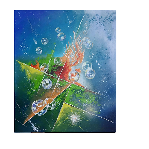 Effervescences-peinture-abstraite-acrylique-Patrice-Bru-artiste-peintre-occitanie