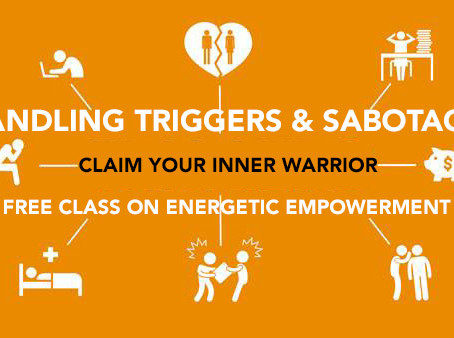 MARCH 31 - FREE ENERGY CLASS TRIGGERS & SABOTAGES
