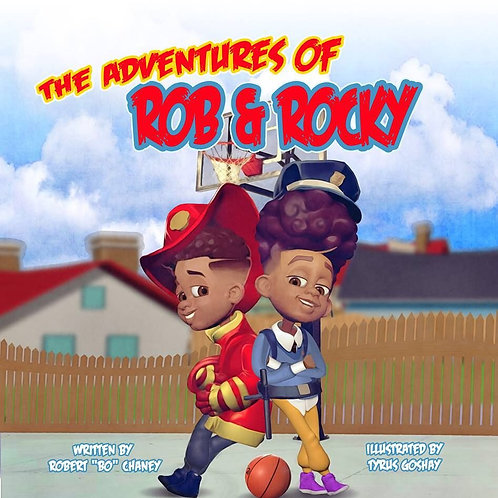 """The Adventures of Rob and Rocky"""