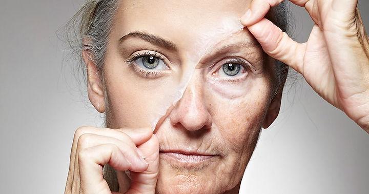 Vieillissement peau