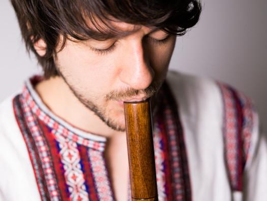 Radu Varga -  A nice mix of oriental themes, electronic beats and jazz ideas.