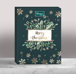 Design of an advent calendar