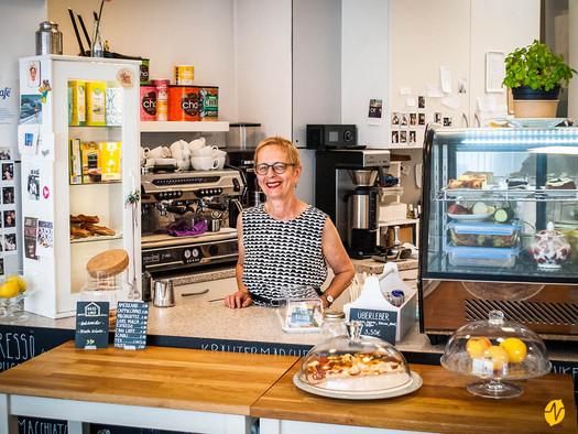 Das zauberhafte Petit Café und die weltbesten veganen und glutenfreien Brownies
