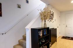 Stairway & Interior Entry