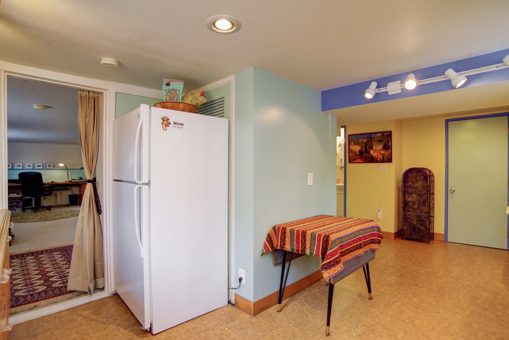 ADU Kitchen & Living