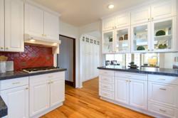 Kitchen (range +pantry)