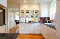 Kitchen (toward Fam Room)