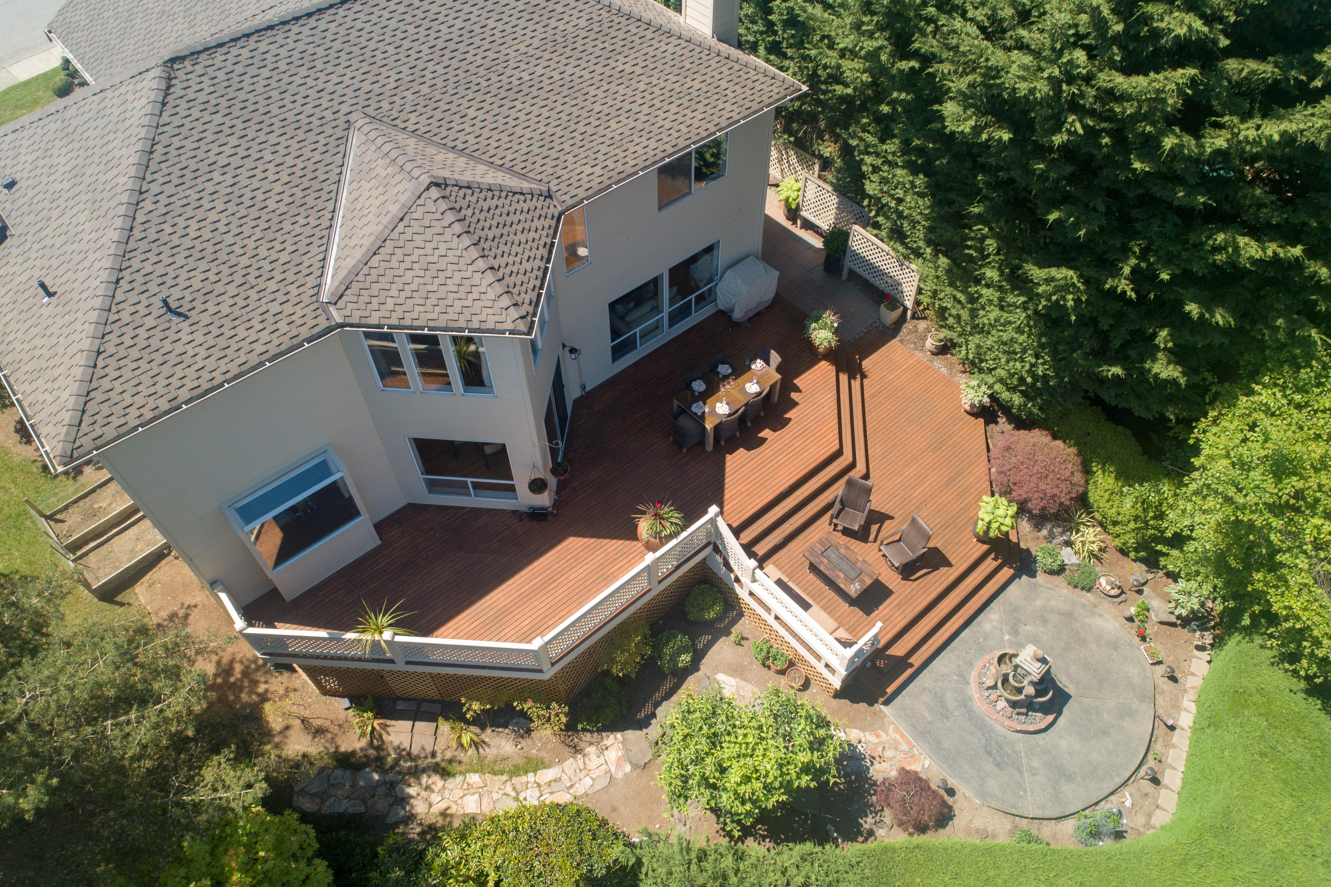 Backyard Aerial