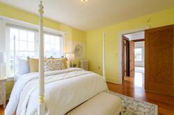 Yellow Bedroom (toward hall)