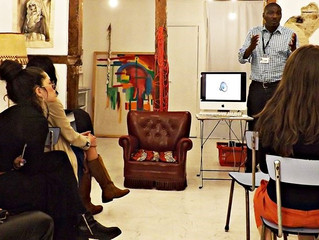 Presentación del Proyecto Fotográfico en Senegal