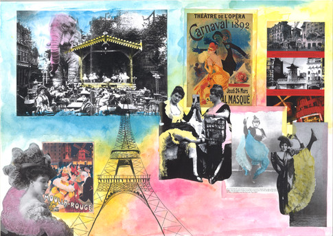 Moulin Rouge Research