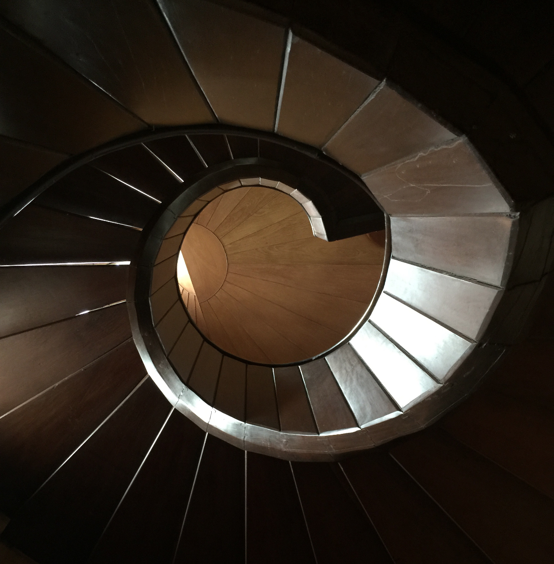 Escada - Casa Pouso Geométrico