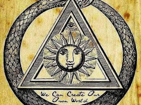 Sólo nosotros podemos crear nuestro propio mundo.