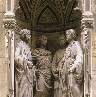 Hoy 8 de noviembre se celebra el día de los Cuatro Santos Coronados en la Masonería.
