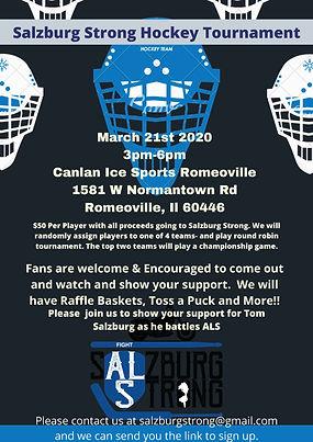 Blue Hockey Helmet Vector Poster-2.jpg