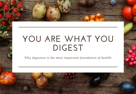 You Are What You Digest!