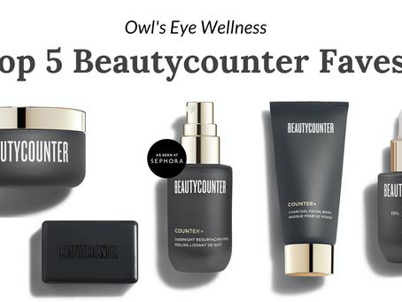 Top 5 Beautycounter Faves!