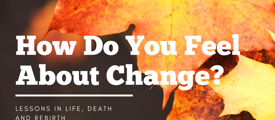 How Do You Feel About Change?