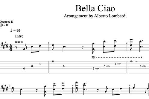 Bella Ciao | TAB + score
