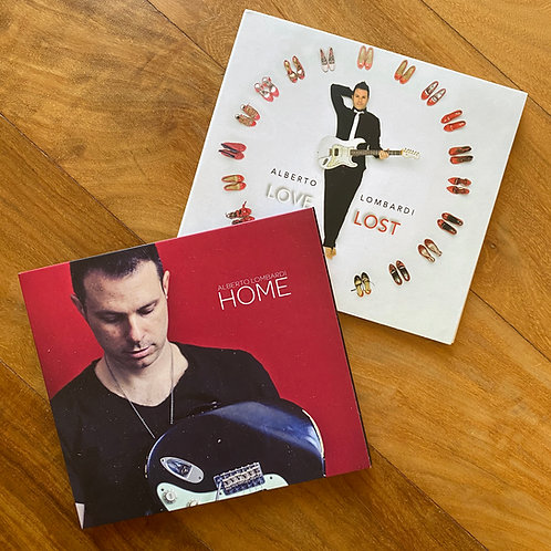 """""""Home"""" + """"Love Lost"""" - 2 Physical CDs"""