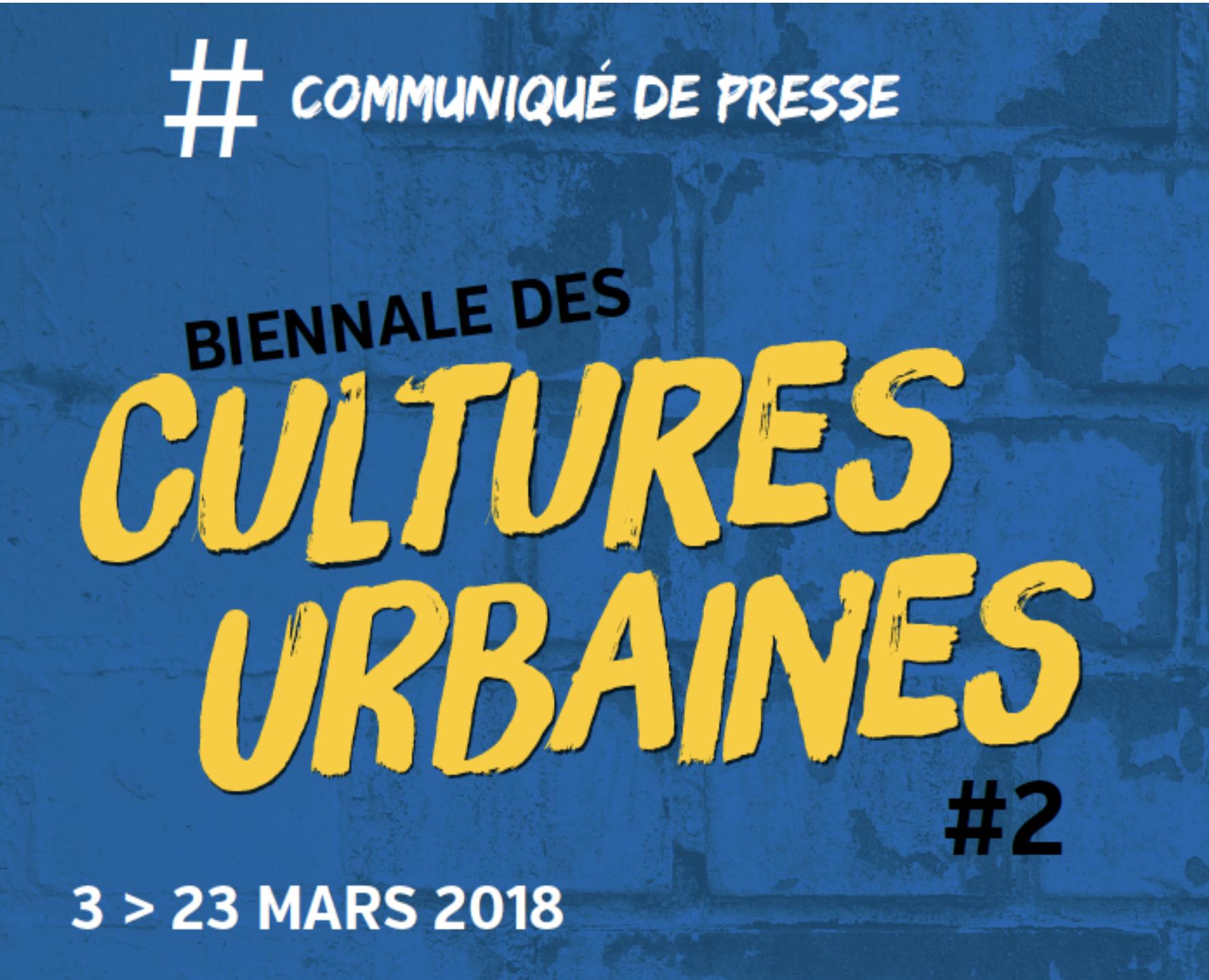 Biennale des Cultures Urbaines