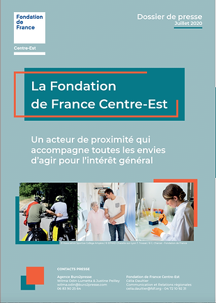 DP Fondation de France Centre Est